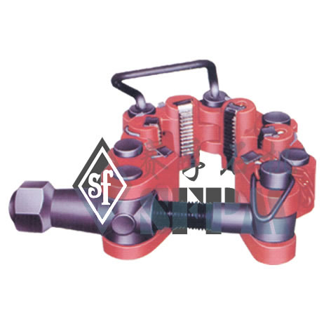 Type WA-T Safety Clamp
